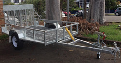 Bankstown Council Tilt Trailer