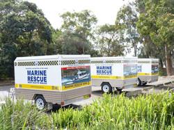 Marine Rescue Display/Media
