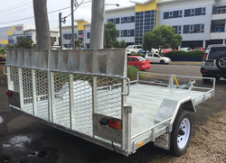Upper Hunter Council Single Axle Tilt