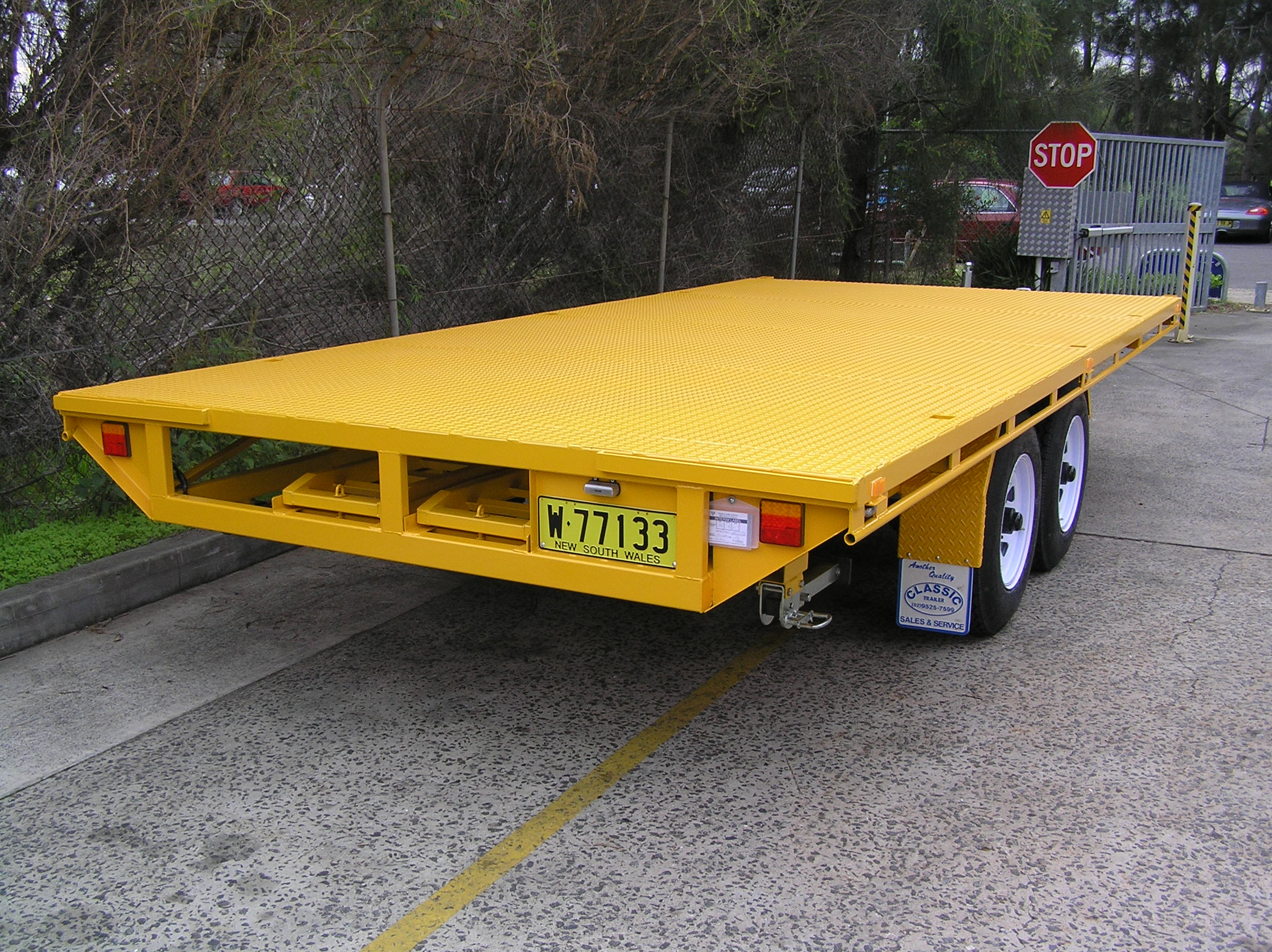 Curtis Barrier 3.5-4.0 Ton