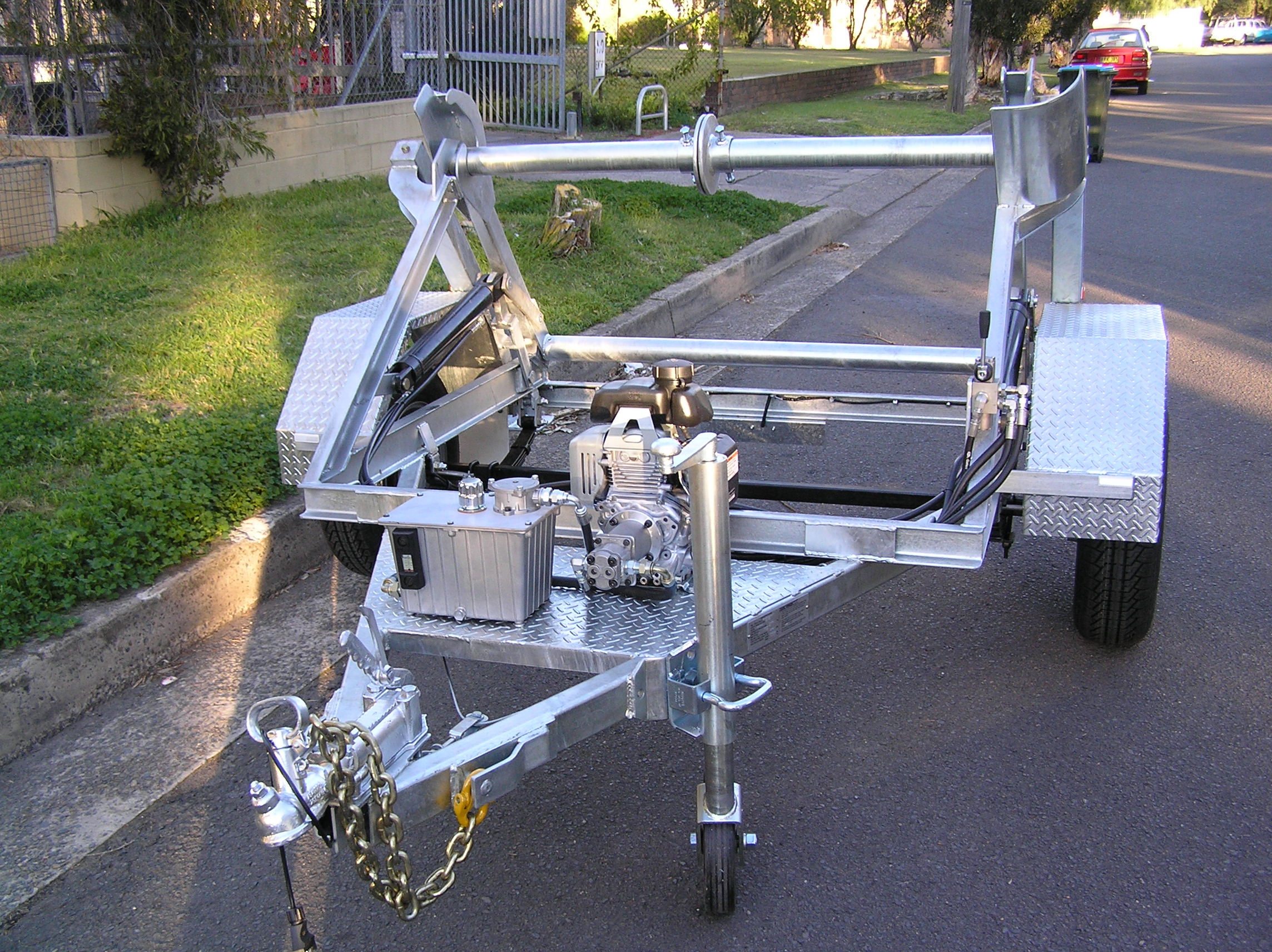 Ecowise Powered Hydraulic