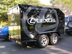 Lexus Enclosed Tapered Nose