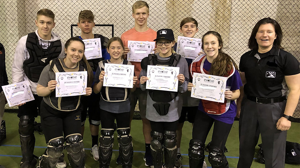 Junior Umpire Rules Certification Online Course