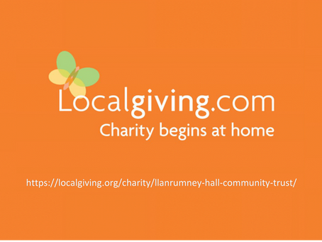 Our LHCT Donation Page is Now Live