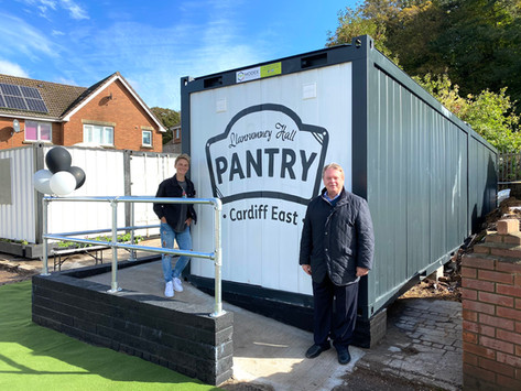 Llanrumney Hall Food Pantry - Every Thursday