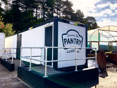 Official Opening Date for The Pantry