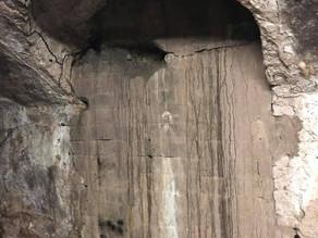 The Cellar during renovation.