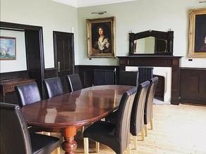 The Morgan Room after renovation.