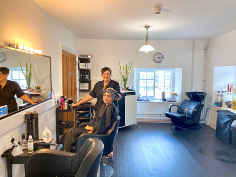 Evolution Hair Studio is Open!