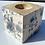 Thumbnail: Blue Flower Candle Holder