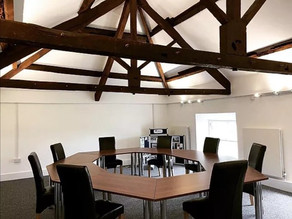 The Crows Nest at the top of the Hall after renovation.