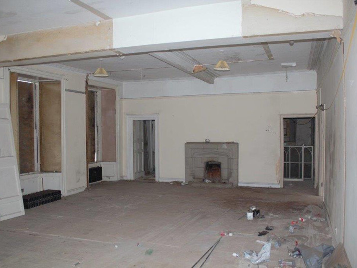 Yellow room 1st floor as was. This is now The Kemey's Room.