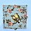 Thumbnail: Twin Bird Coaster & Trivet Set