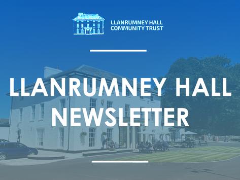 Llanrumney Hall July Newsletter- Volume 11
