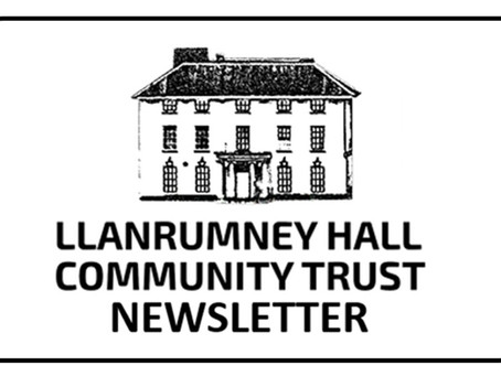 NEW: Llanrumney Hall September Newsletter - Volume 1