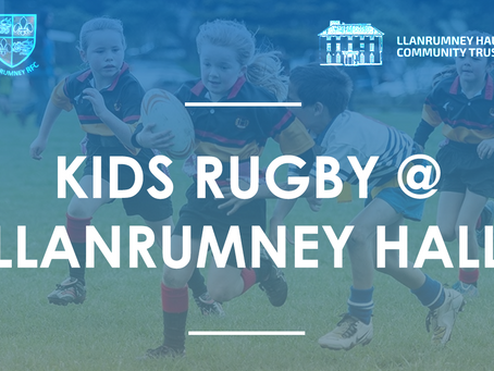 Under 12's Rugby Club - Every Sunday