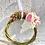 Thumbnail: Pink & White Flower Wreath