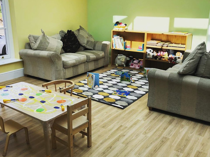 The Step by Step child day care creche after renovation.