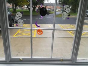 Halloween at the Hall.