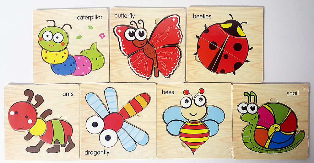 21696-2 R10.00 INSECTS