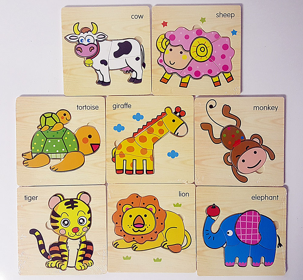 21696-2 R10.00 ANIMALS