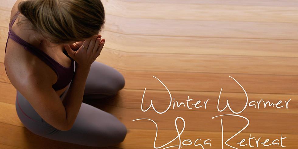 WINTER WARMER RETREAT