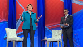ECHO Action asks Senator Klobuchar to make climate a priority at CNN town hall