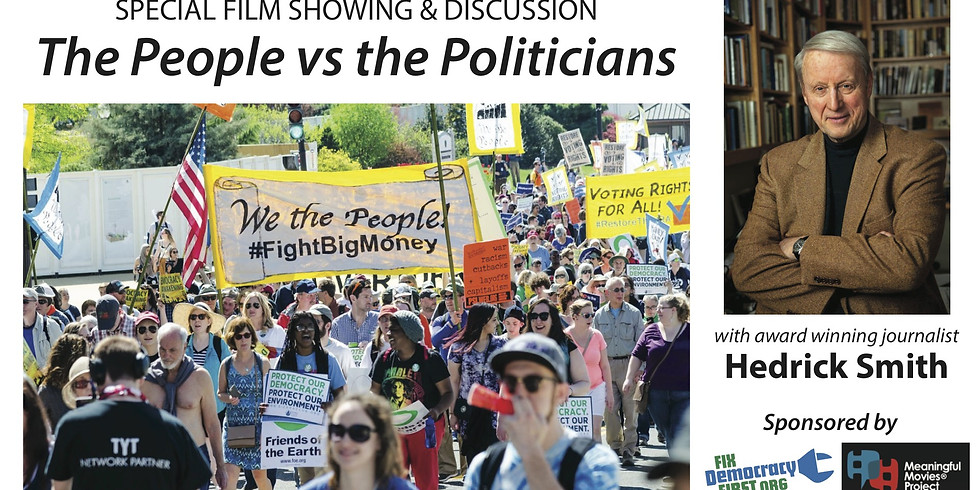 The People vs the Politicians: A film by Hendrick Smith