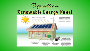Renewable Energy Panel at Fitzwilliam Library