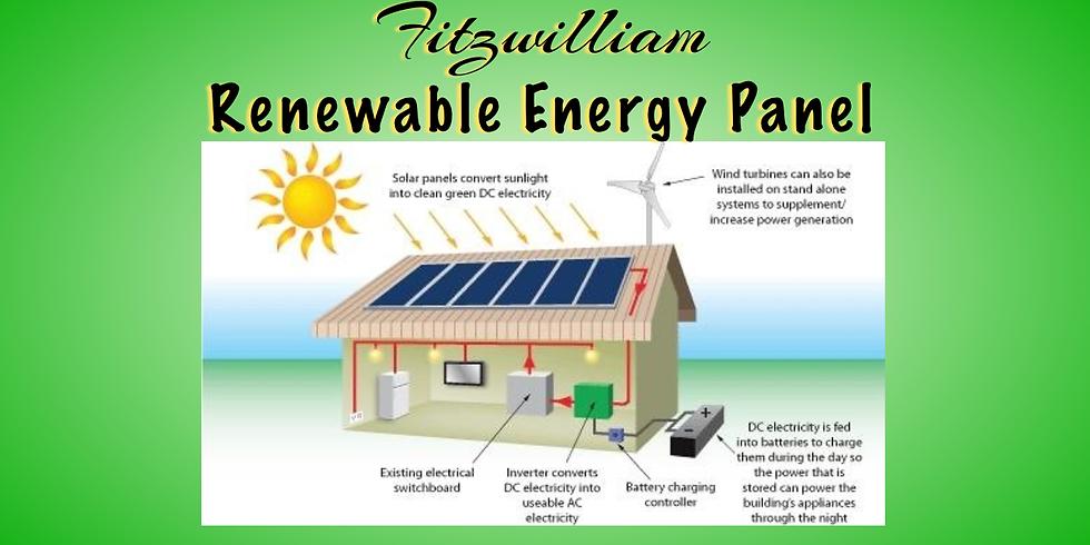 Fitzwillam Renewable Energy Panel