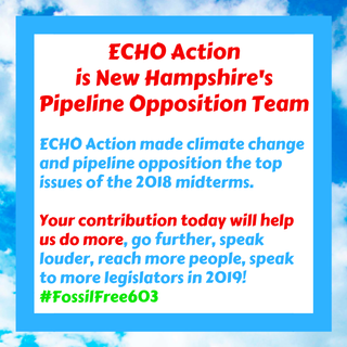 NH's Pipeline Opposition Team