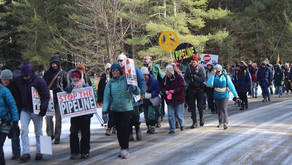 """""""Taking Steps To A Renewable Future"""" Multi-Day Walk!"""