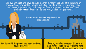 Cold Snaps Show: No New Pipelines Needed