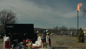 VT Gas pipeline testing startles some in Middlebury