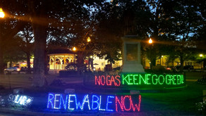 #RiseUpNH! Rally For Pipeline Resistance: It's better to be #FossilFree603