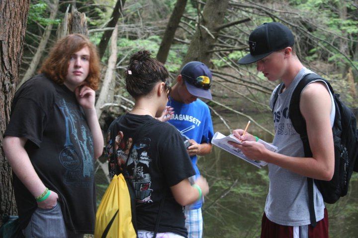 Field Studies Trip: water testing