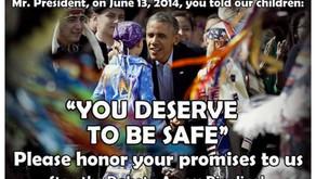 Call the White House & say #NoDAPL!