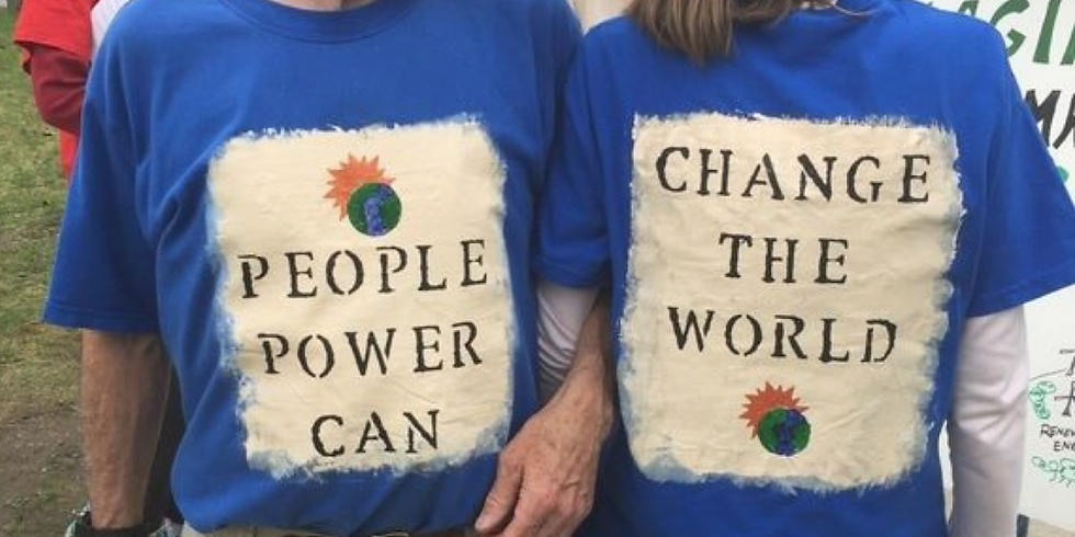 Rise For Climate, Jobs, Justice Rally: Day event