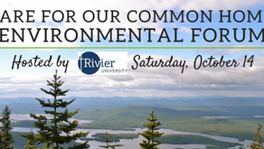"""""""Care for our Common Home"""" Environmental Forum"""