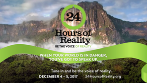 WATCH LIVE! 🌍🌎🌏 #24HoursOfReality #GetAClimateClue