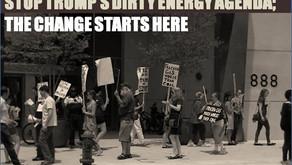 Stop Trump's Dirty Energy Agenda: FERC Protest in Washington D.C., September 20th