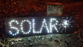 Lighted Art Climate Vigils in Keene continue!