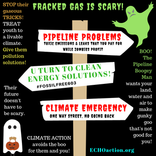 Fracked Gas Is Scary!