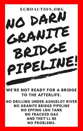 No Darn Granite Bridge Pipeline