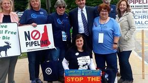 NH Candidates for Congress, Governor, State Representative, oppose Granite Bridge Pipeline