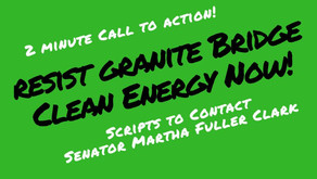Resist Granite Bridge Pipeline in 2 minutes! Call or email now - scripts included!