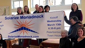 Community leaders partner with ReVision Energy to Solarize Monadnock