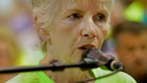 Representative John Hunt supported the pipeline, Pat Martin supported her community