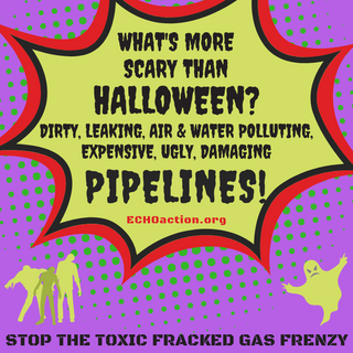 Pipelines are more scary than Halloween!