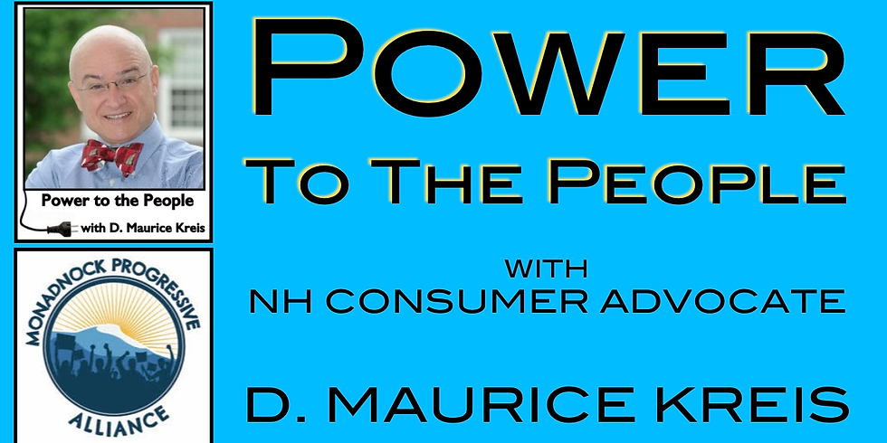 Power To The People: The PUC & Fossil Fuel Expansion
